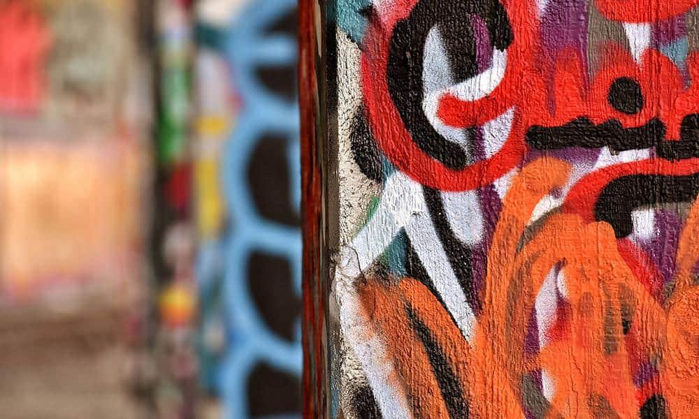 Graffiti - © Pixabay