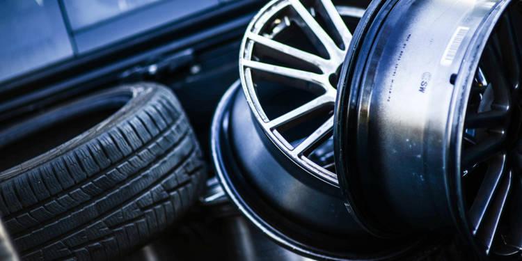 Felgen, Reifen