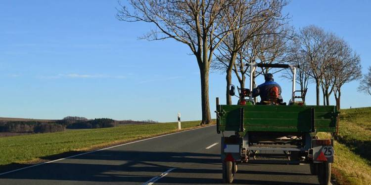Traktor - © Pixabay