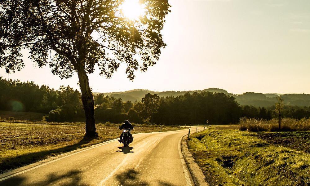 Motorrad - © Pixabay