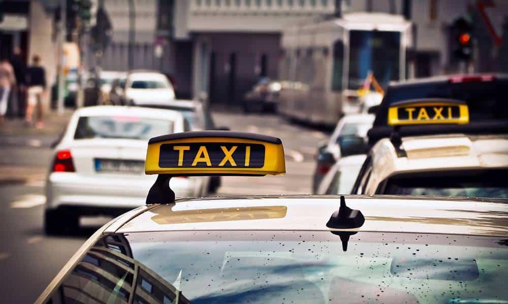 Taxi - © Pixabay