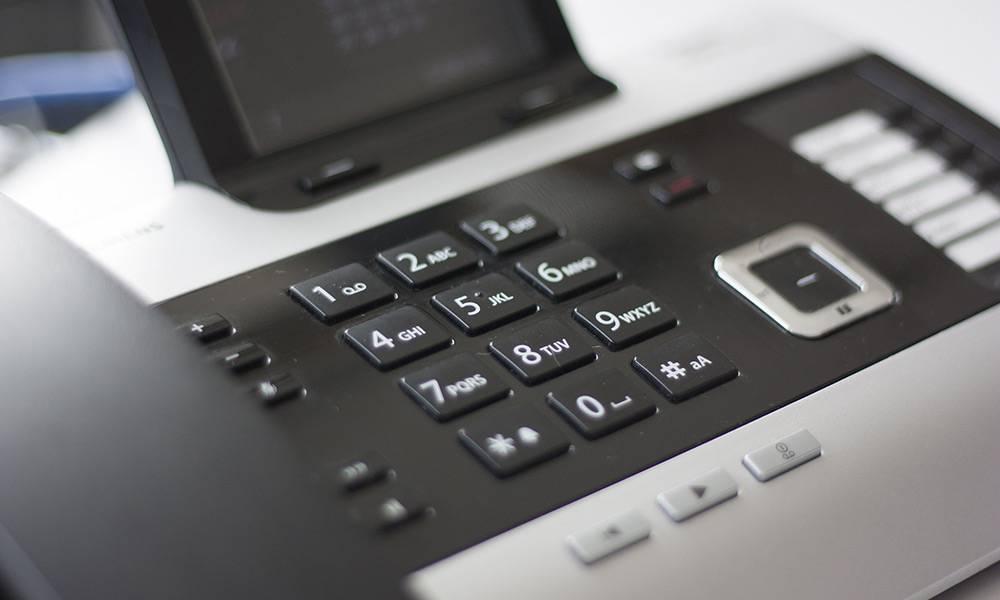 Telefon - © PIxabay