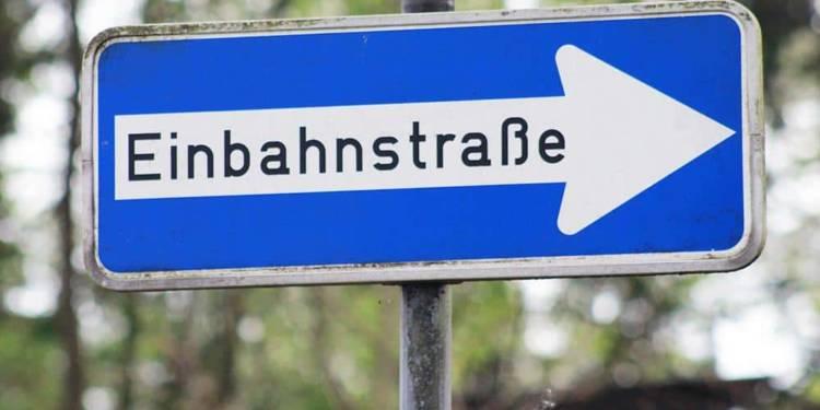 Einbahnstraße - © Pixabay