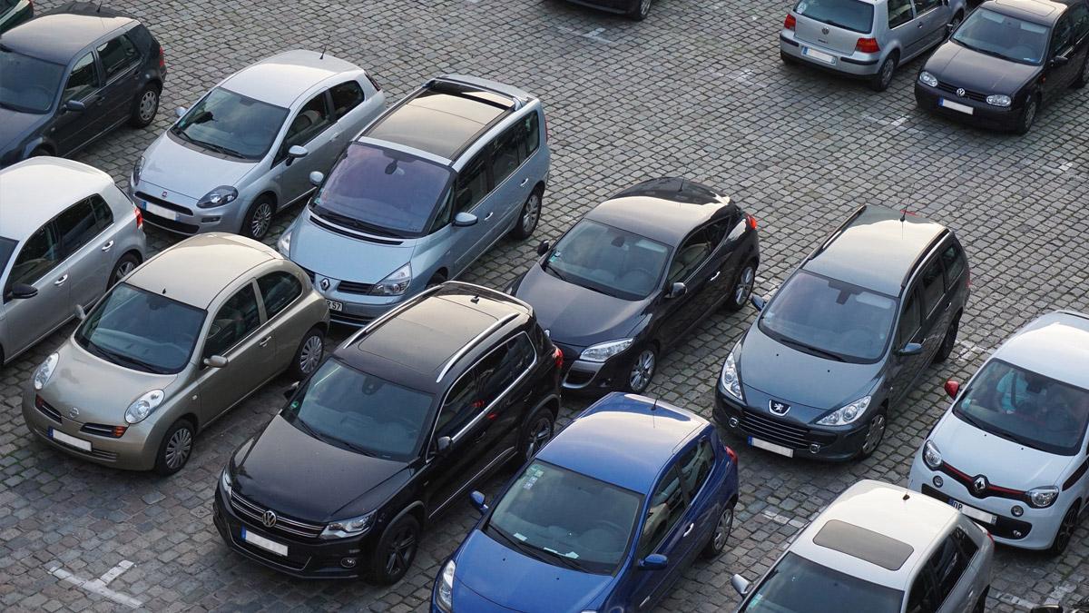 Parkplatz - © Pixabay