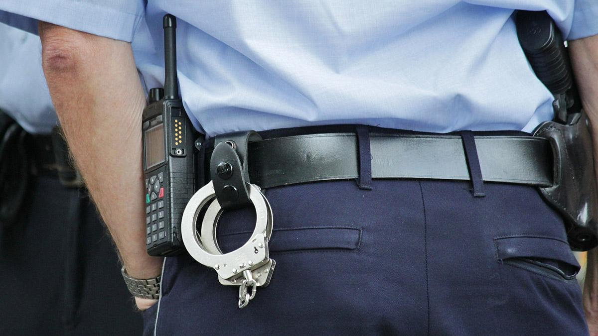 Polizist - © Pixabay
