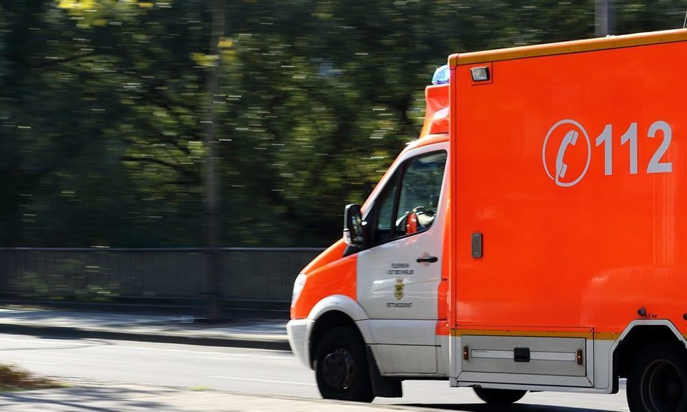 Krankenwagen - © Pixabay