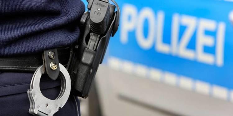 Pistole - © Polizei