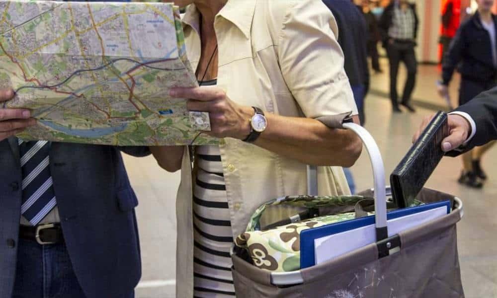 Taschendiebstahl - © Polizei