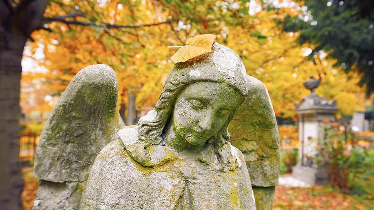 Friedhof - © Pixabay