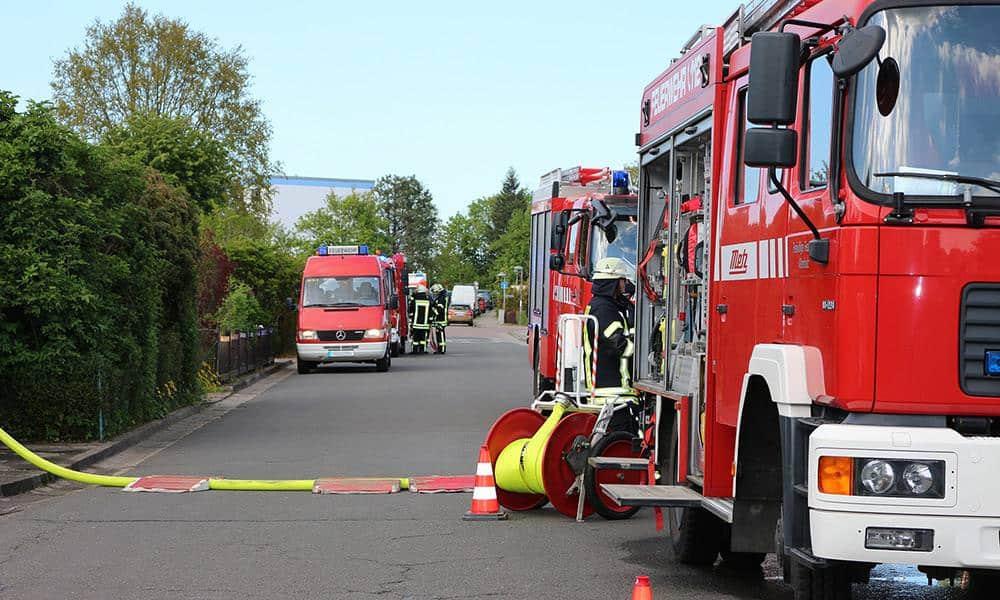 Feuerwehreinsatz - © Pixabay