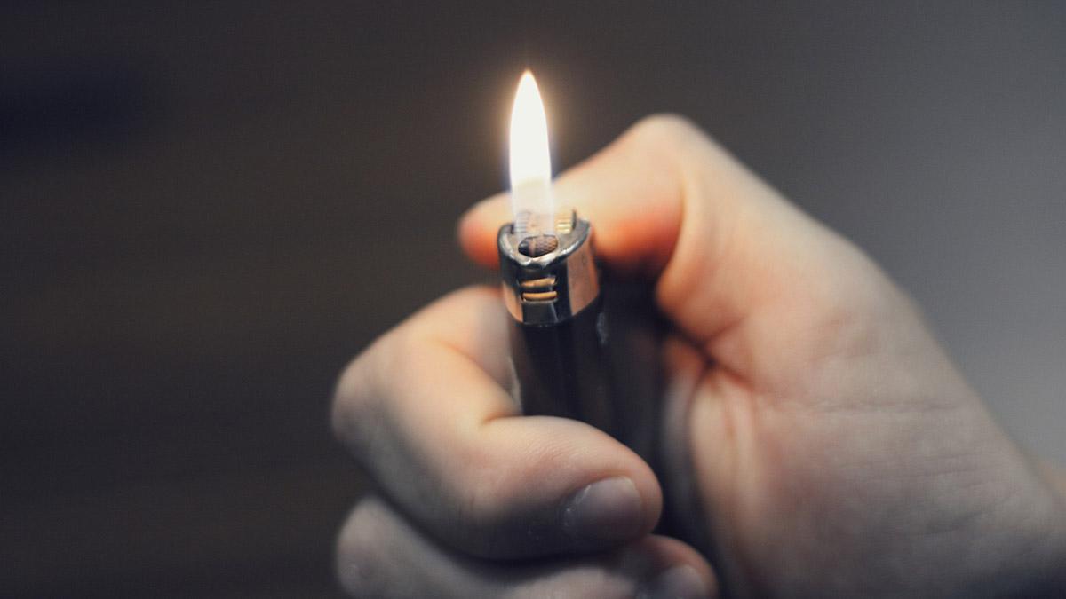 Feuerzeug - © Pixabay