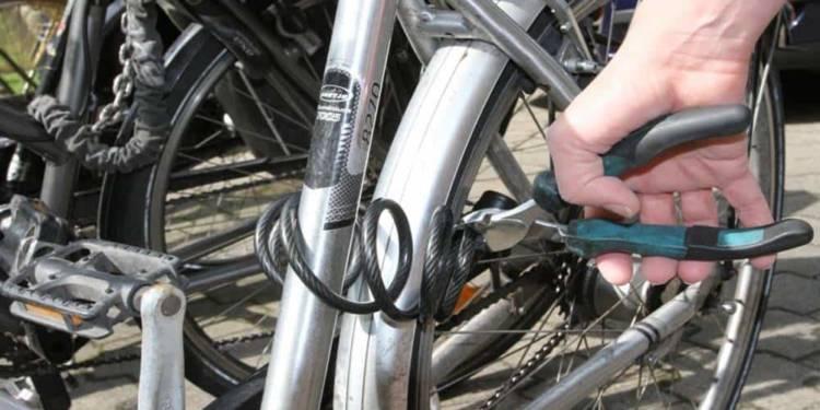 Fahrraddiebstahl