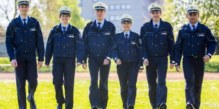 Ausbildung Polizei