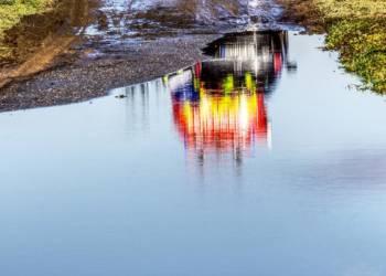 Feuerwehr, Überschwemmung