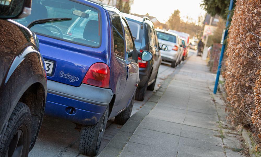 Parken, Straße - © Kukon, Bartosz Tyce