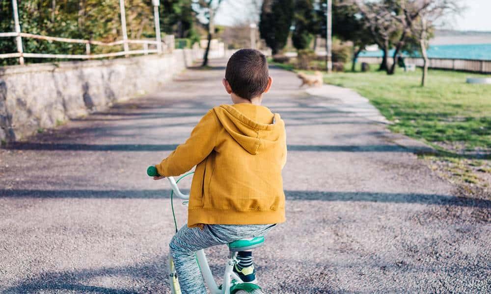 Kinderfahrrad - © Envato Elements