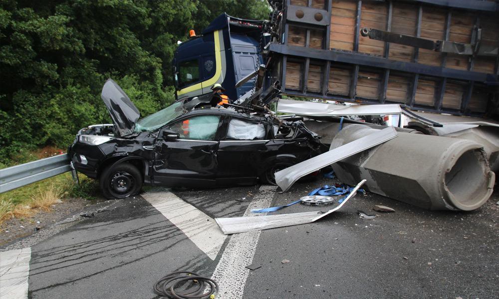 Unfall - © Polizei Bielefeld