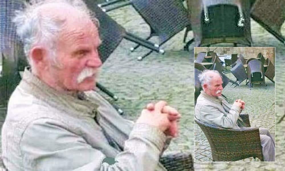 Seit Samstag, 02.06.2018 wird 81-jähriger Rentner Josef M. aus Warburg vermisst. - © Polizei Warburg
