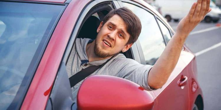 Autofahrer, Gewalt