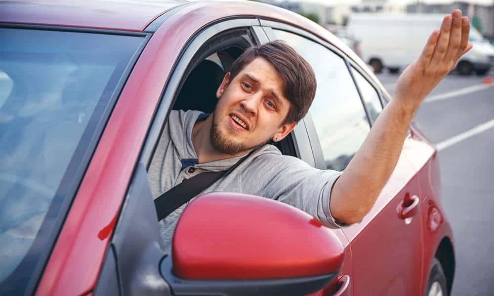 Autofahrer, Gewalt - © Shutterstock, 432306811