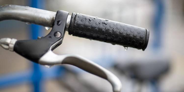 Fahrrad, Regen