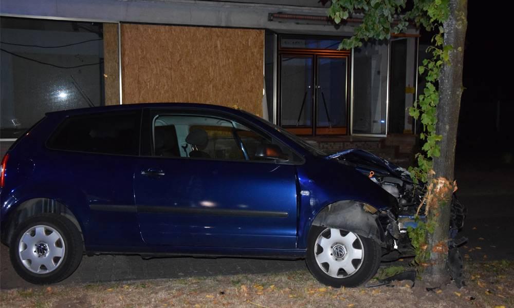 Unfall - © Polizei Bünde