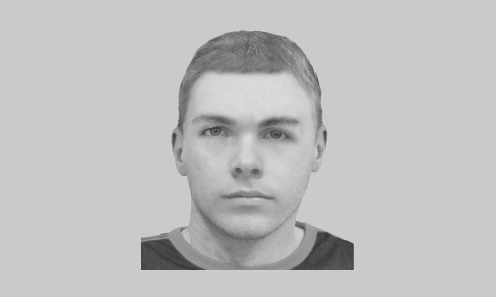 Unbekannter Einbrecher - © Polizei Gütersloh