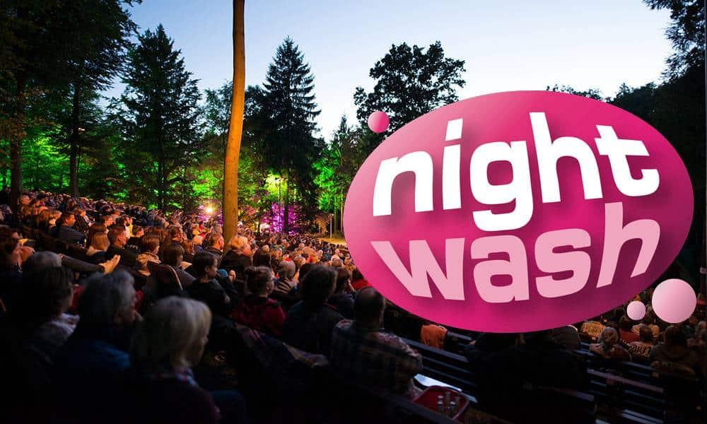 Nightwash am Hermann - © Landeverband Lippe
