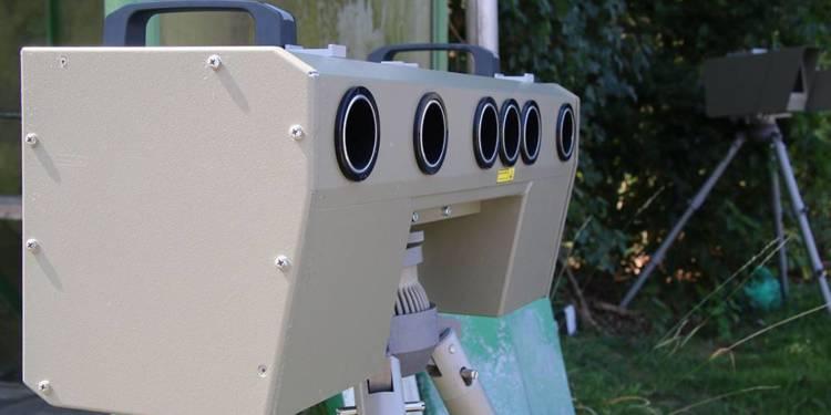 Lichtschrankenmessgerät