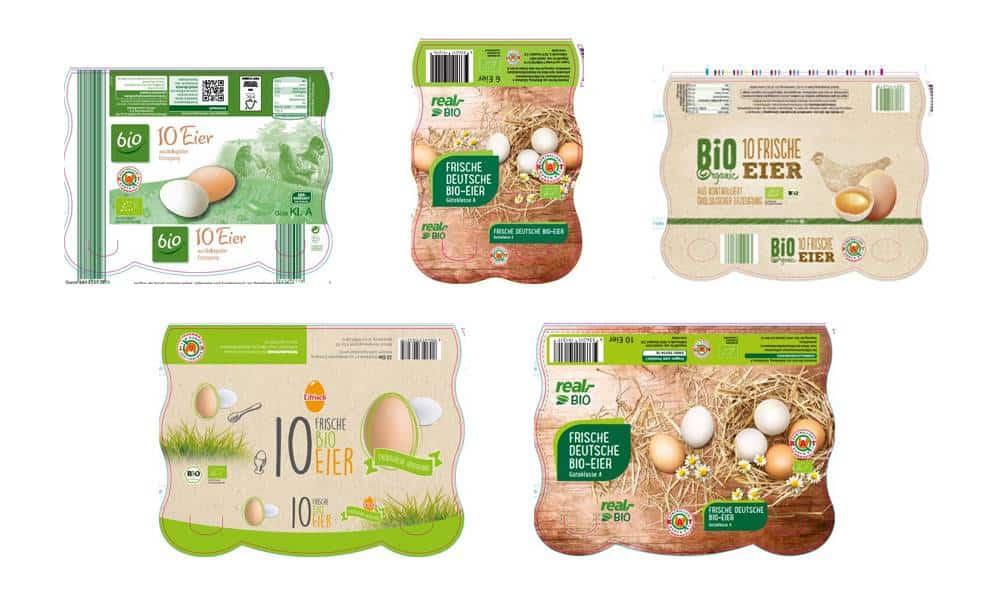 Produkt-Rückruf: Konsumeier aus ökologischer Erzeugung - © Eifrisch Vermarktungs GmbH