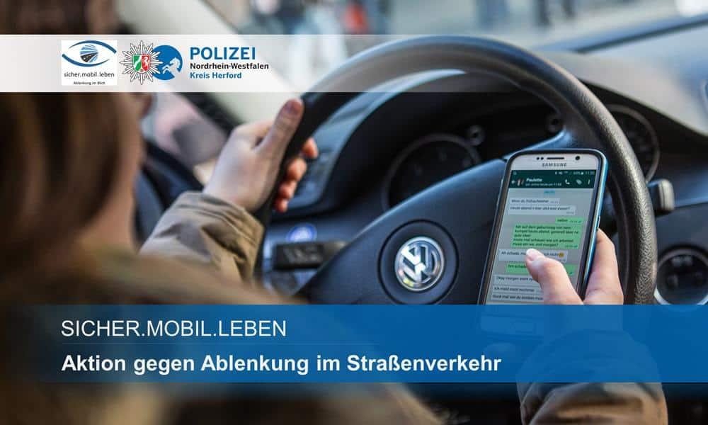 Ablenkung - © Polizei