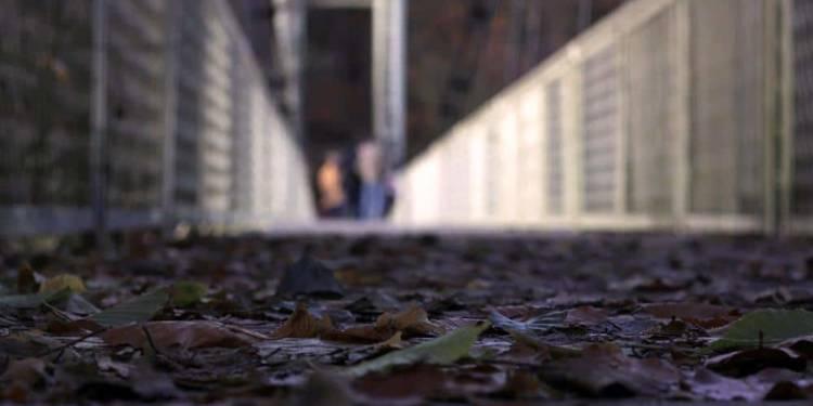 Fußgängerbrücke - © Pixabay