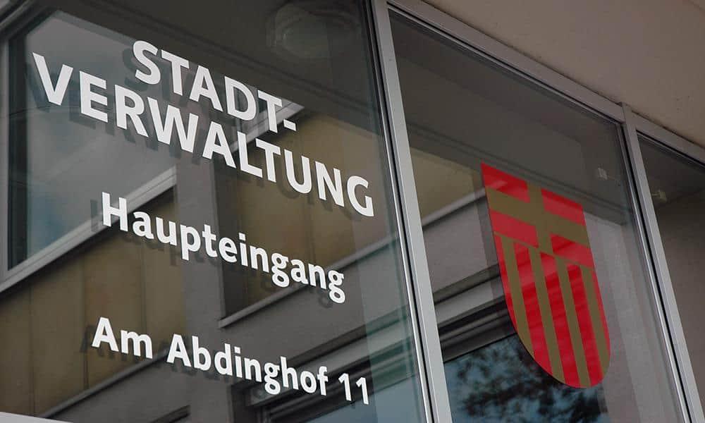 Stadtverwaltung - © Stadt Paderborn