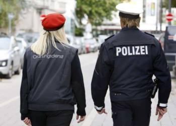 Polizei Ordnungsdienst