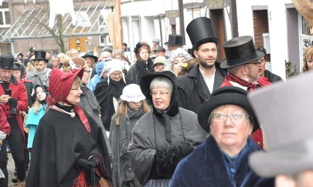Charles Dickens Festival in Blomberg - © Blomberger Land