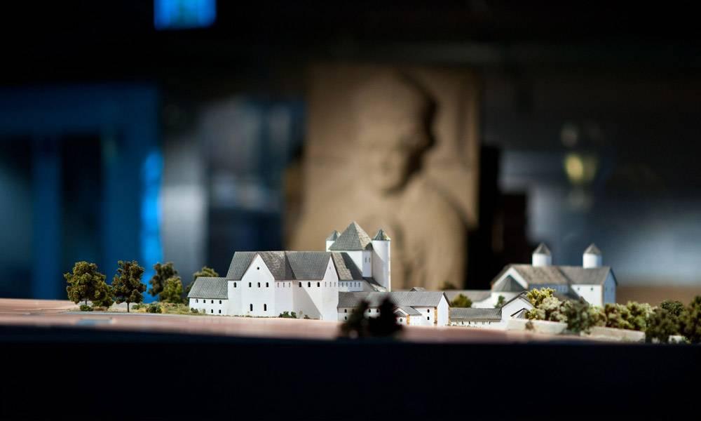 Die Kaiserpfalzen und Bischof Meinwerk stehen im Mittelpunkt verschiedener Führungen für Jung und Alt im LWL-Museum in der Kaiserpfalz. - © LWL