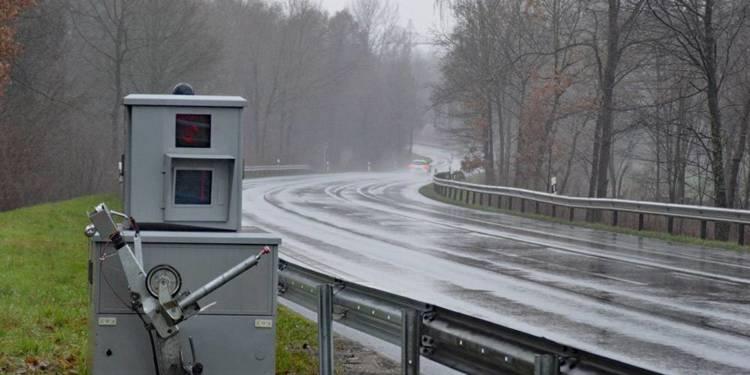 Geschwindigkeitsüberwachungsanlage Nico