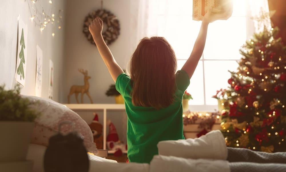 Kind, Weihnachten - © Envato Elements
