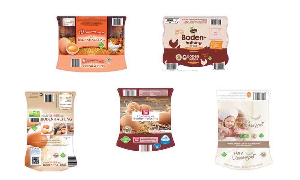Produkt-Rückruf: Hühnereier aus Bodenhaltung - © Eifrisch Vermarktung GmbH & Co. KG