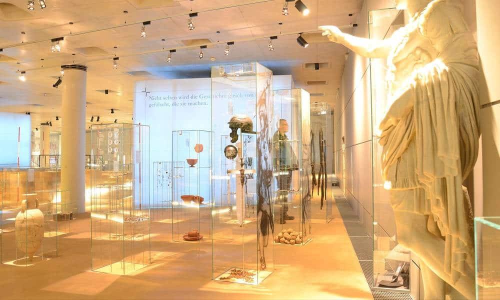 Funde im LWL-Museum für Archäologie zeigen, was wirklich hinter der Weihnachtsgeschichte steckt. - © LWL