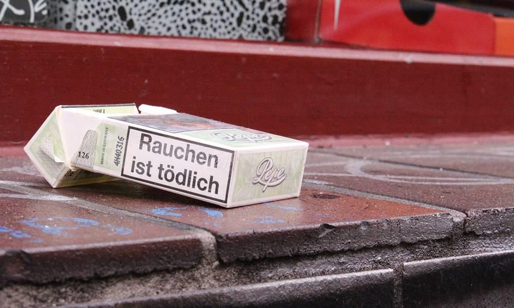 Zigaretten - © Envato Elements