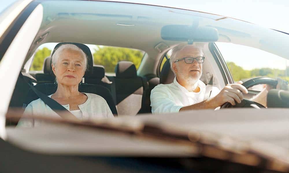 Auto, Senioren - © Envato Elements