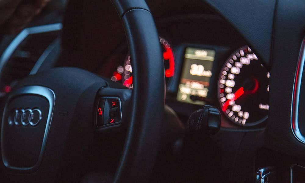 Innenraum, Audi - © Envato Elements