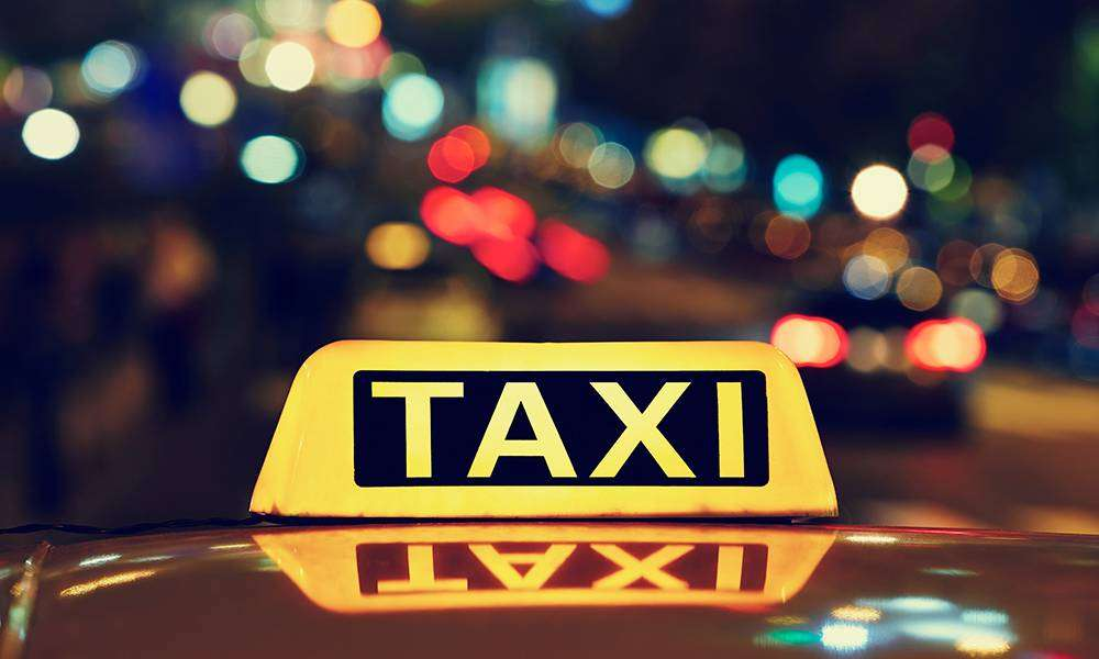Taxi - © Envato Elements