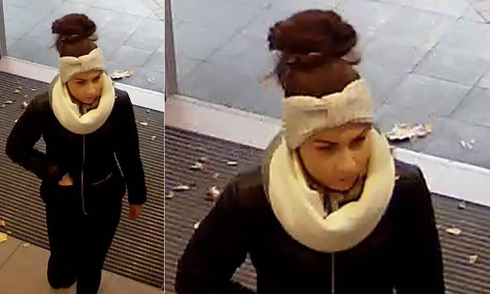 Wer kennt diese Frau? - © Polizei Paderborn