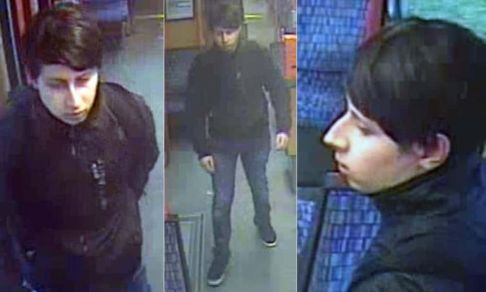Wer kennt diesen Mann? - © Polizei Bielefeld