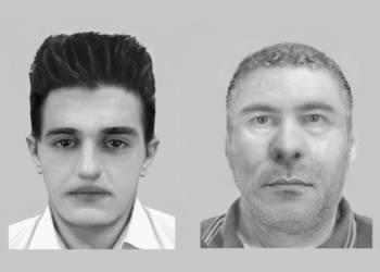 Wer kennt diese Männer? - © Polizei Horn-Bad Meinberg