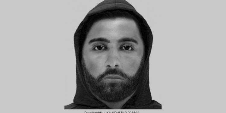 Wer kennt diesen Mann? - © Polizei Lemgo