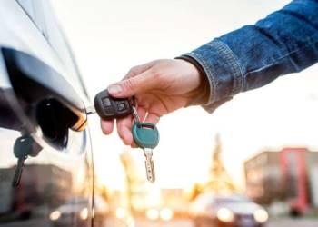 Autoschlüssel - © Envato Elements