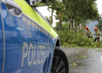 Polizei, Sturm